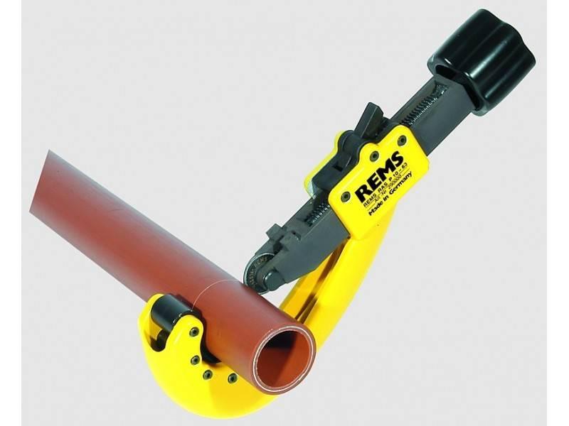 Как выбрать труборез для стальных, пластиковых (металлопластиковых) и медных труб