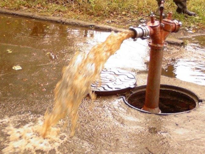 Непригодная для питья мутная вода: причины и решение