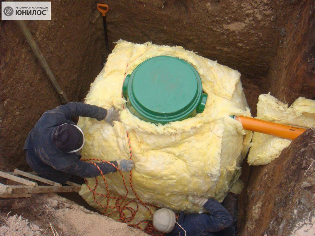 Как утеплять скважину своими руками на зиму: материалы и способы теплоизоляции