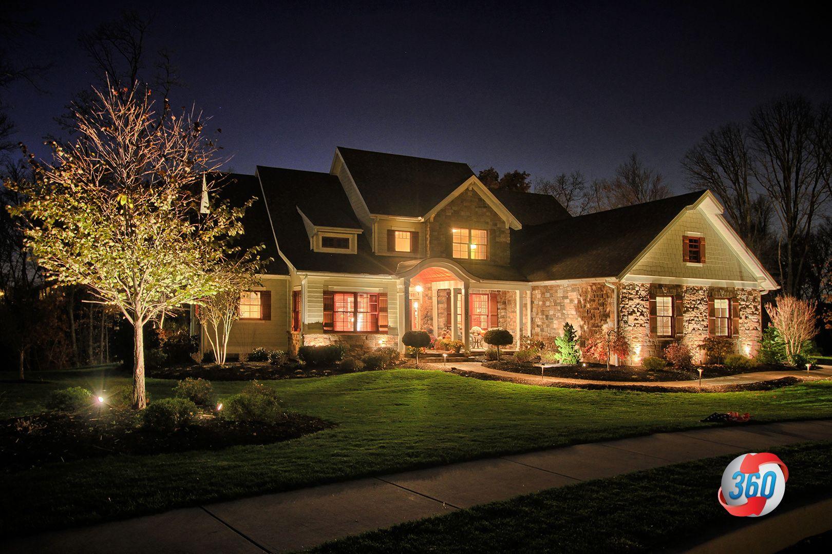 Освещение загородного дома – популярные конструкции и правила дизайна наружного освещения (85 фото) – строительный портал – strojka-gid.ru