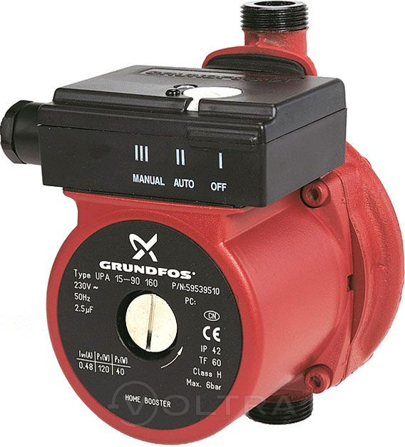 Насос для повышения давления воды - как выбрать для квартиры или дома, установка и подключение, + фото и видео