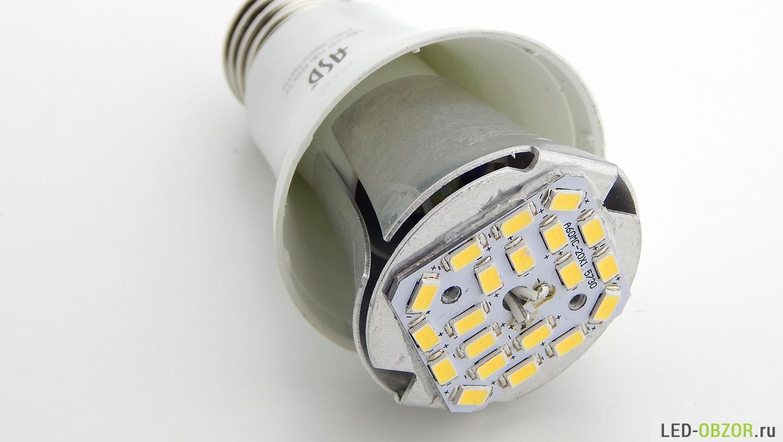 Asd - производители светодиодных ламп - led свет