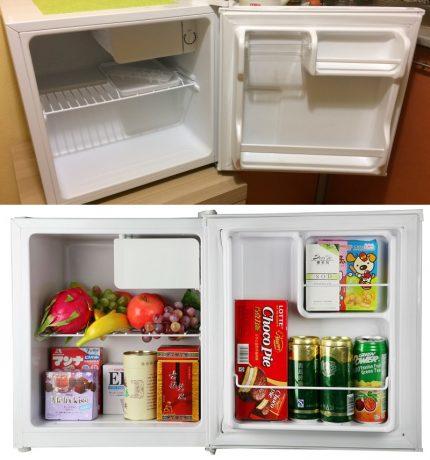 """Холодильник марки """"dexp"""": сравнительный обзор моделей"""