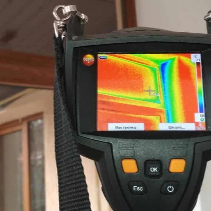 Тепловизор для строительства - применение, принцип работы, рейтинг лучших моделей