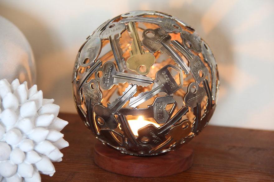 Вторая жизнь старых вещей: предметы декора из керамической посуды - all4decor