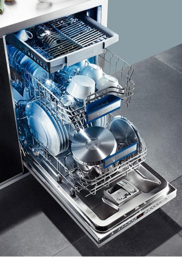 Какие встраиваемые посудомоечные машины simens бывают