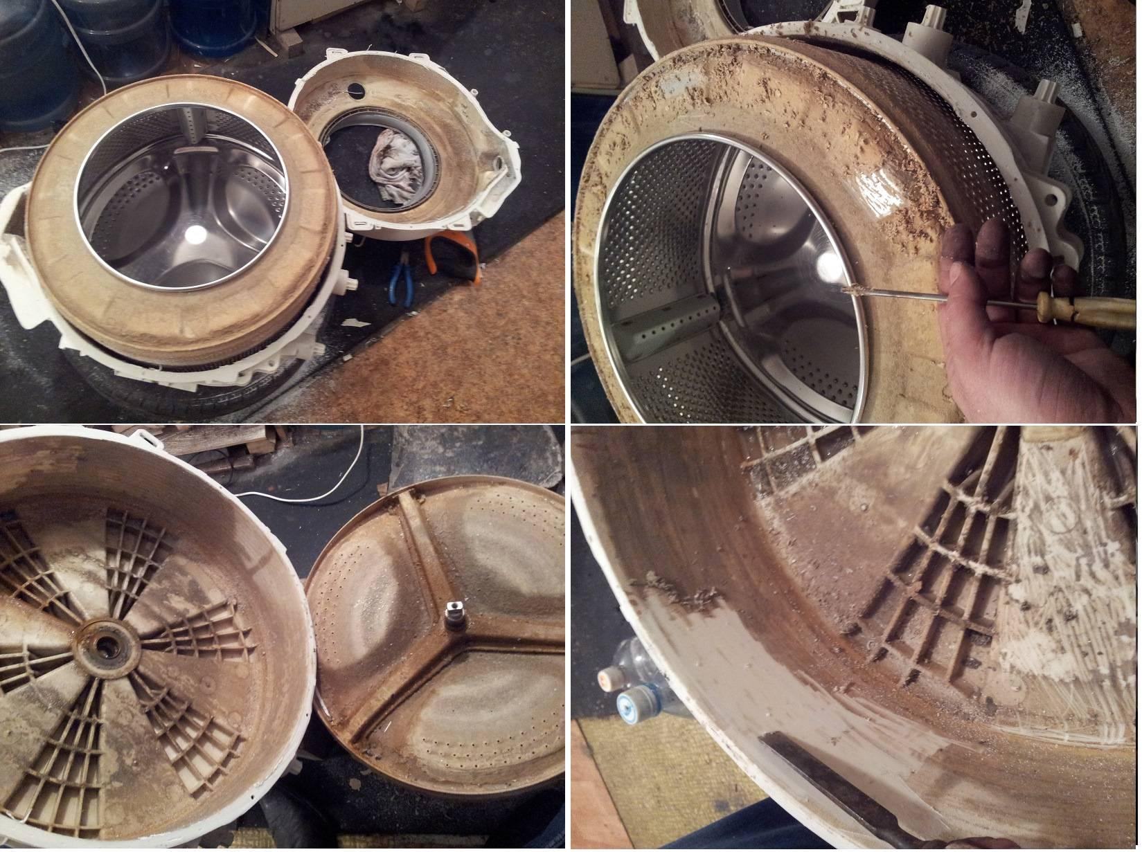 Как заменить подшипник на стиральной машине индезит своими руками в 7 этапов