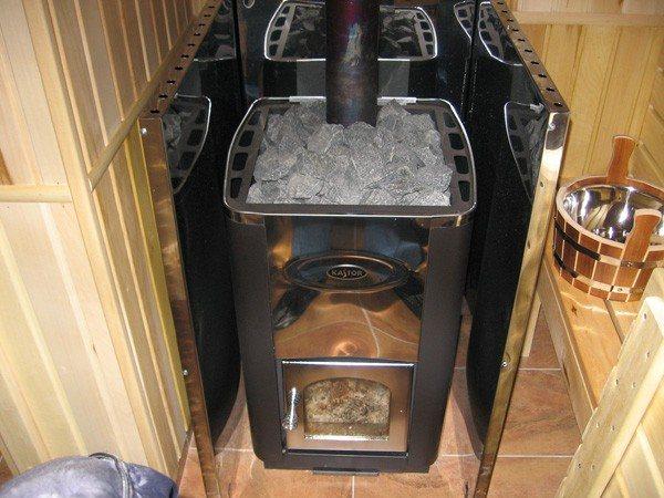 Газовые печи для бани: на что обращать внимание и сколько стоит газовая печь