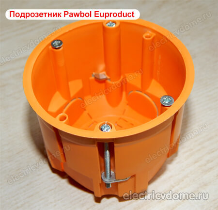 Как быстро установить выключатель на гипсокартон | gipsokart.ru