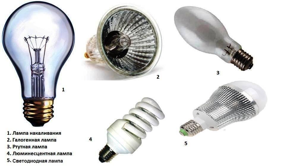 Какие бывают лампочки для холодильника