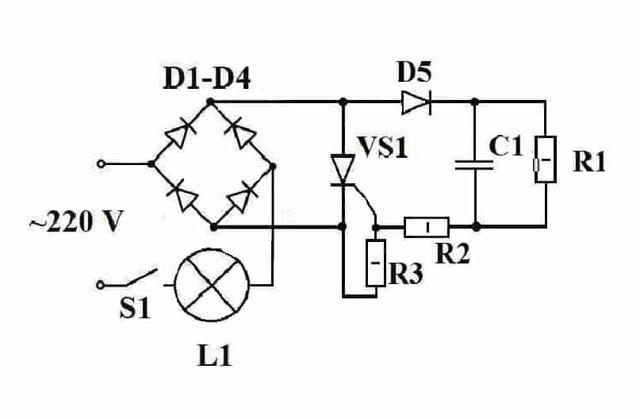 Схема реле времени с задержкой выключения 220в: 2 варианта, простая схема, схема с регулируемым временем выдержки