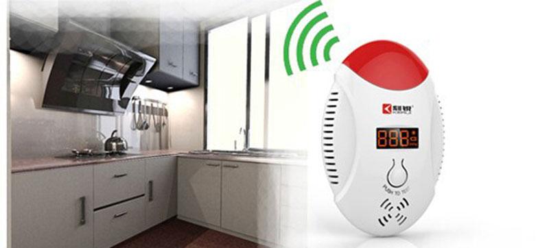 Датчик утечки газа для дома – особенности и правила установки