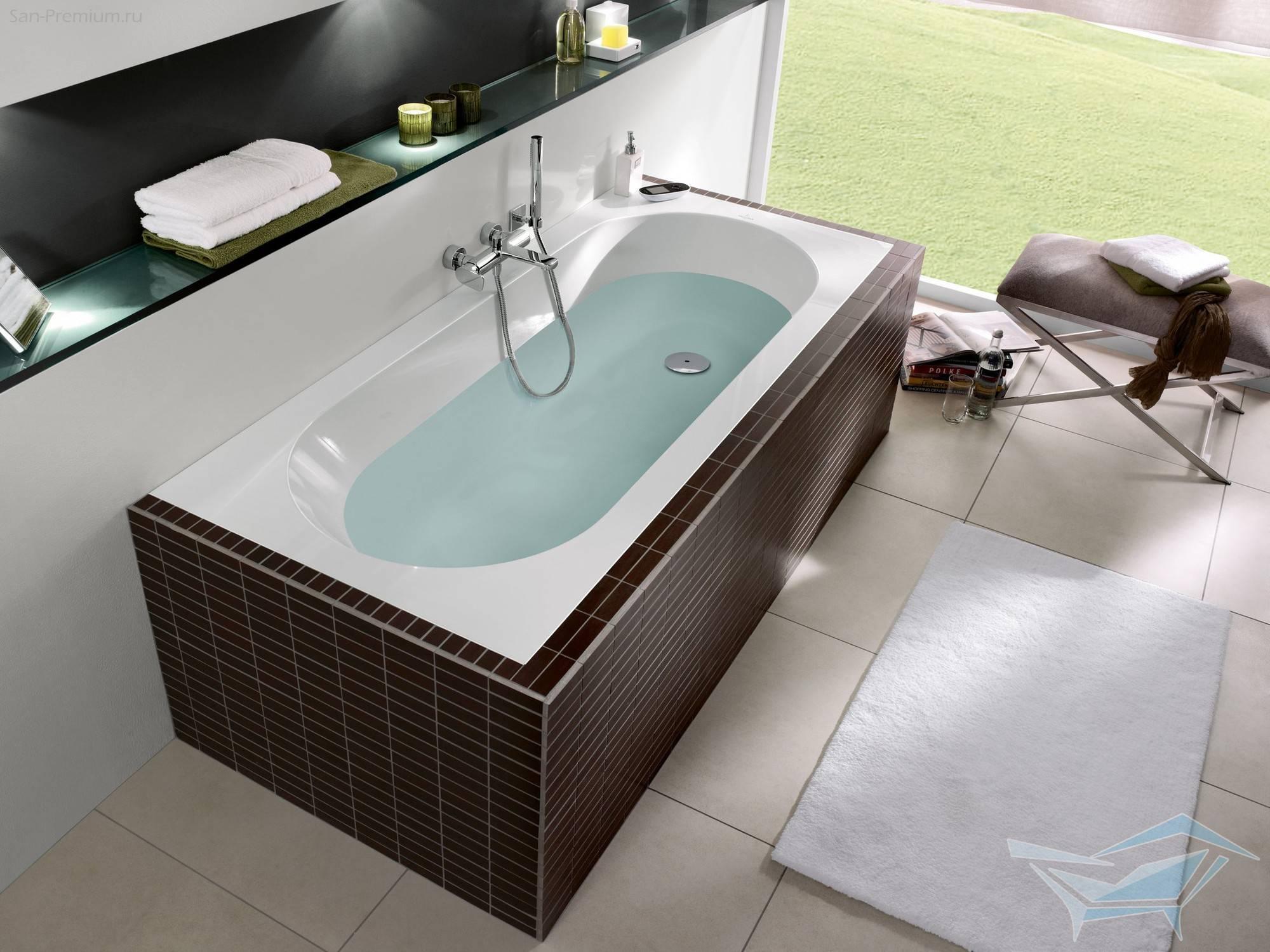 Основные критерии по выбору новой ванны для квартиры