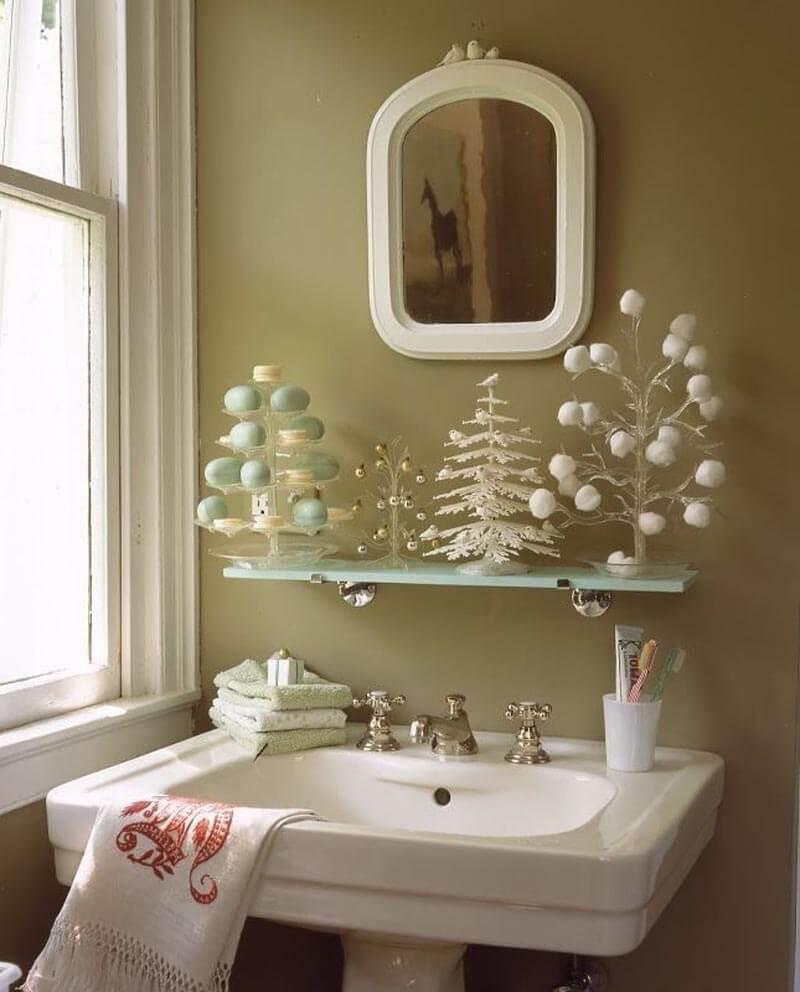 12 стильных аксессуаров для ванной комнаты, которые можно сделать своими руками