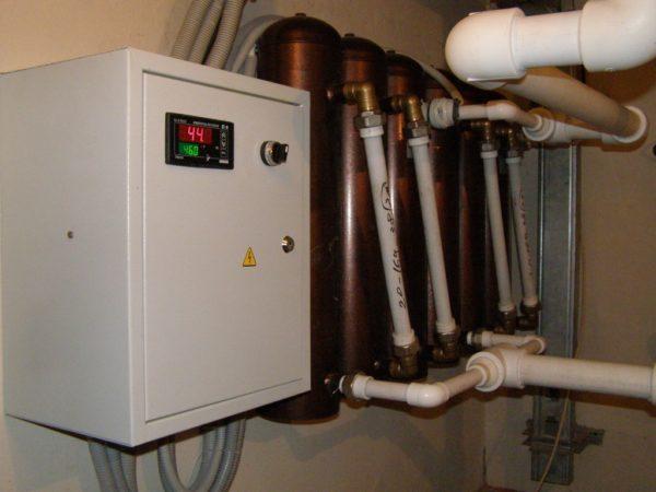 Индукционное отопление своими руками: просто, тепло и экономно
