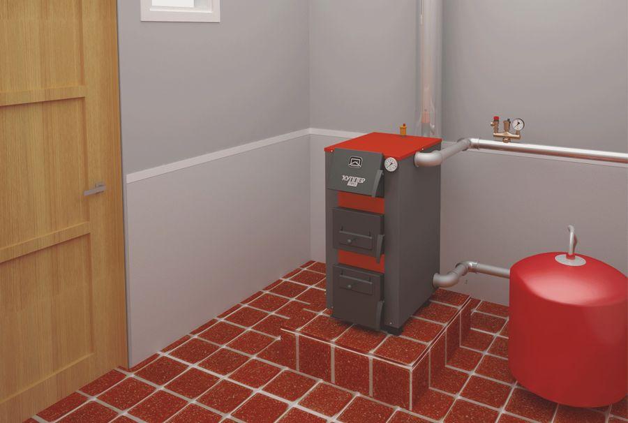 Комбинированный котел для отопления дома дрова — электричество
