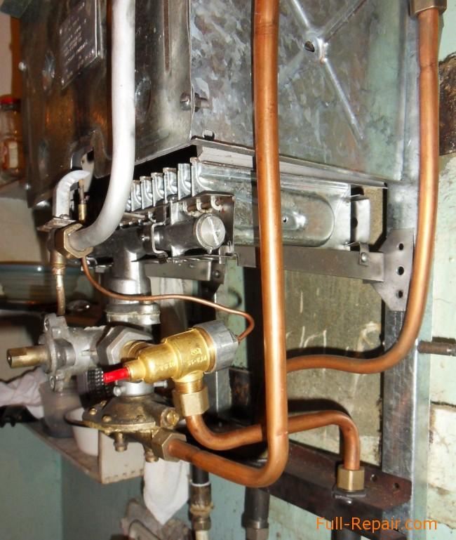 Мембрана для газовой колонки: назначение, принцип работы + инструкции по замене