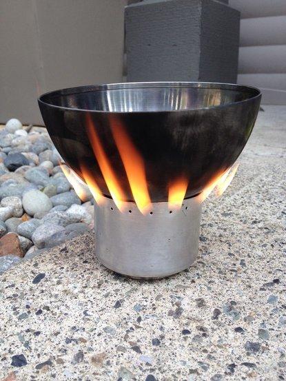 Газовая плита своими руками всего за 100 рублей