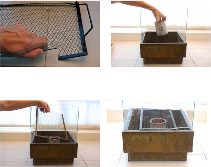 Использование биокаминов в квартире в качестве декора и источника тепла