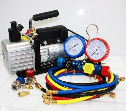 Вакуумирование систем кондиционирования своими руками: что нужно, чтобы вакуумировать кондиционер