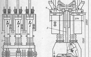 Эксплуатация выключателей впм-10