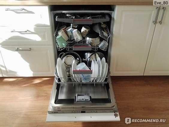 Посудомоечная машина bosch serie 4 smv 44kx00 r: отзывы и обзор