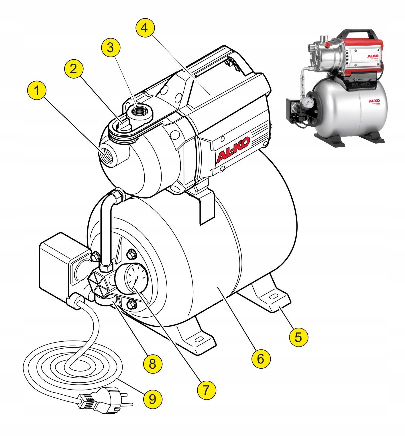 Не отключается реле давления воды для насоса домашней скважины: основные причины, почему не срабатывает на выключение