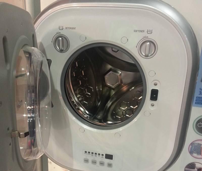 Выбираем узкую стиральную машину: лучшие модели