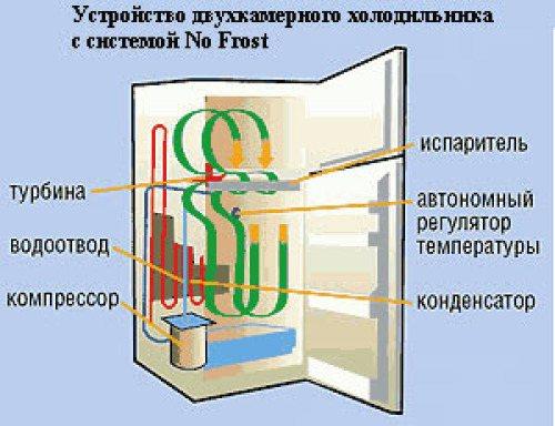 Холодильники «ноу фрост»: преимущества, недостатки, обзор лучших моделей