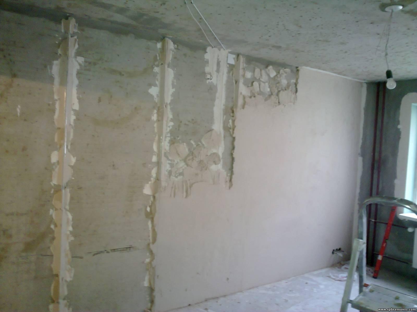 Ремонт в старой квартире, с чего начать, последовательность