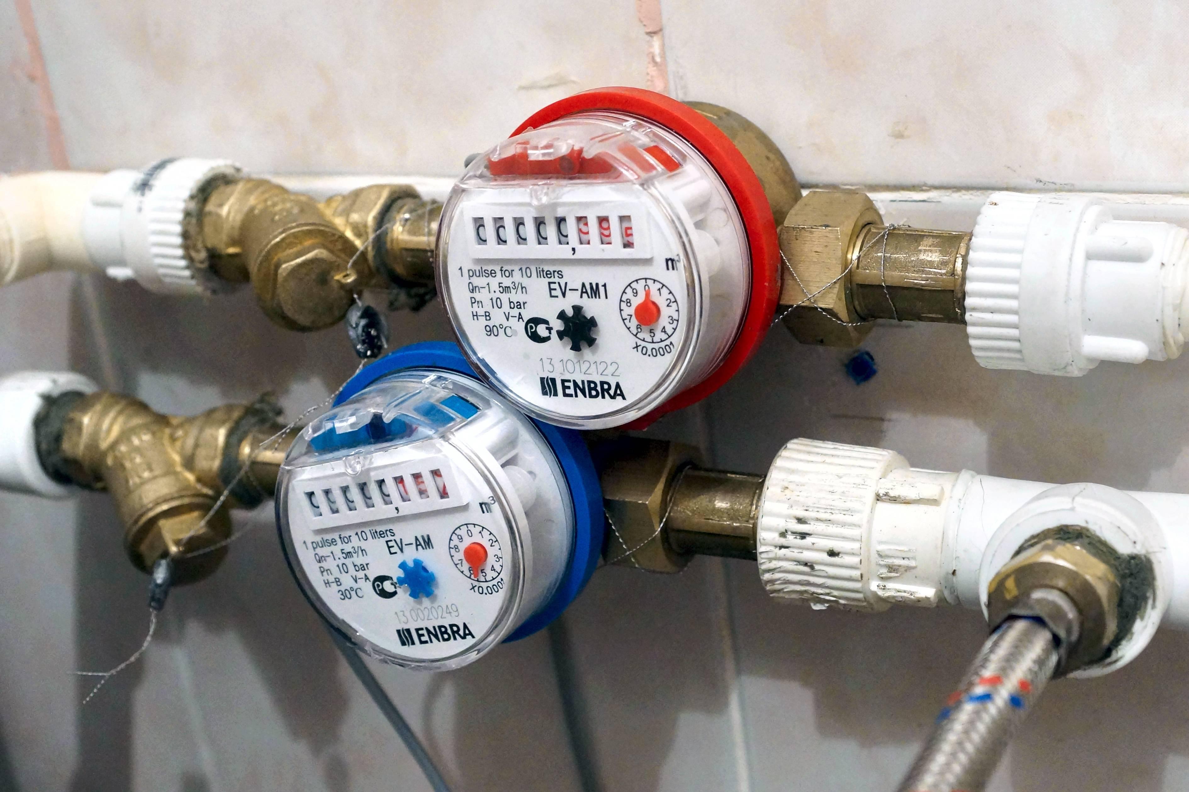 Регистрация счетчиков воды (холодной и горячей) в квартире: как и где зарегистрировать новый прибор, можно ли в мфц, на госуслугах?