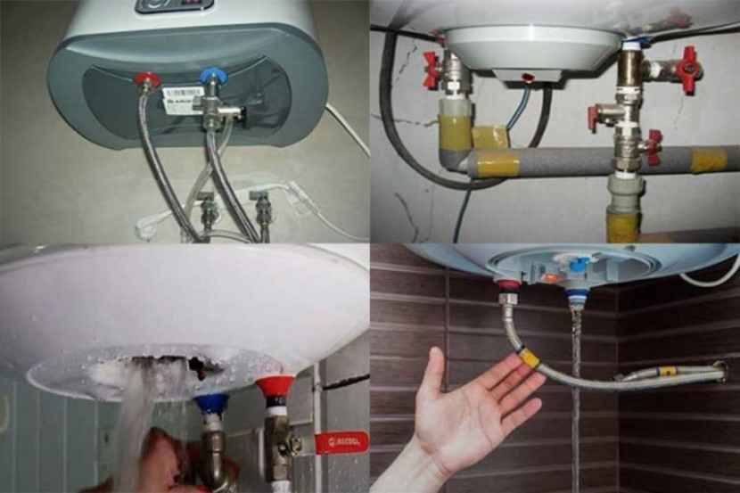 Неисправности водонагревателей – проблемы с подачей воды | тепломонстр