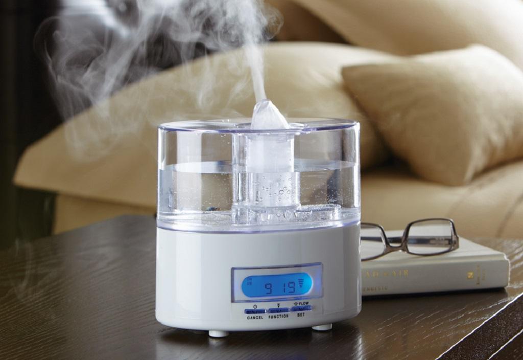 Вреден ли увлажнитель воздуха при астме - врач онлайн
