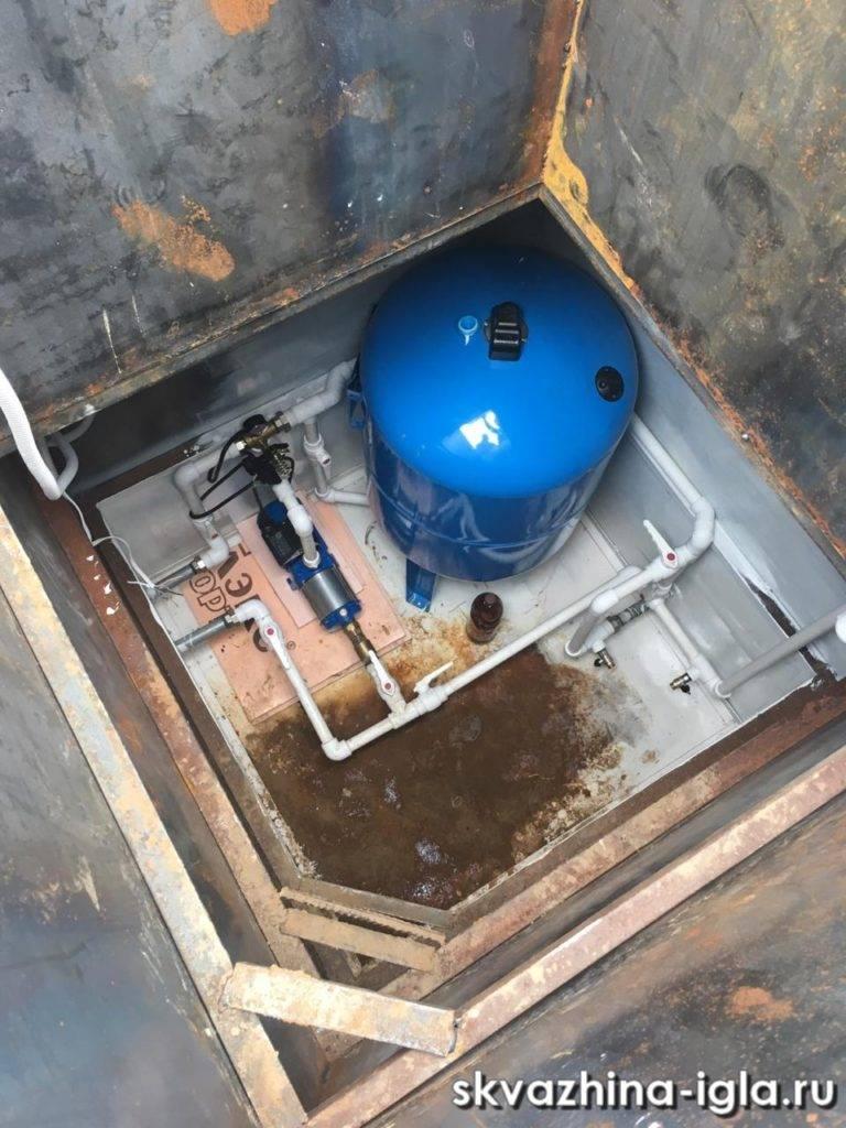 Обустройство скважины на воду своими руками: облагораживание после бурения