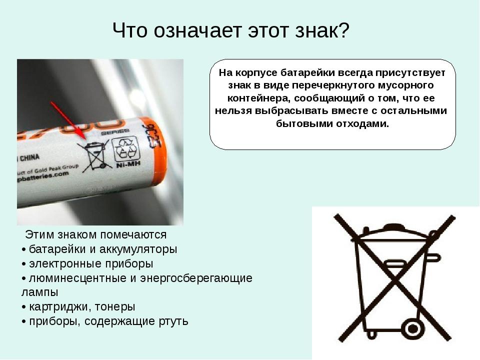 Утилизация батареек: почему нельзя кидать в мусор, сбор, переработка