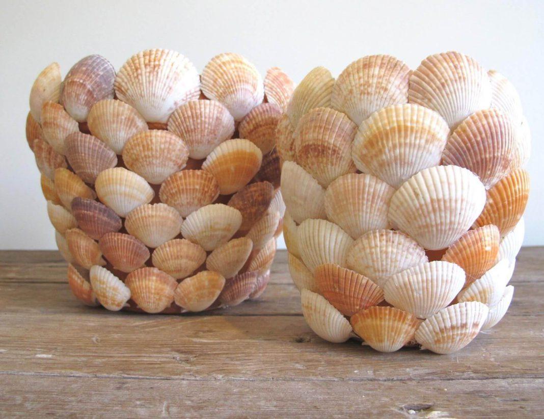 Как сделать красивые поделки из ракушек своими руками — 72 фото вариантов украшений с использованием раковин
