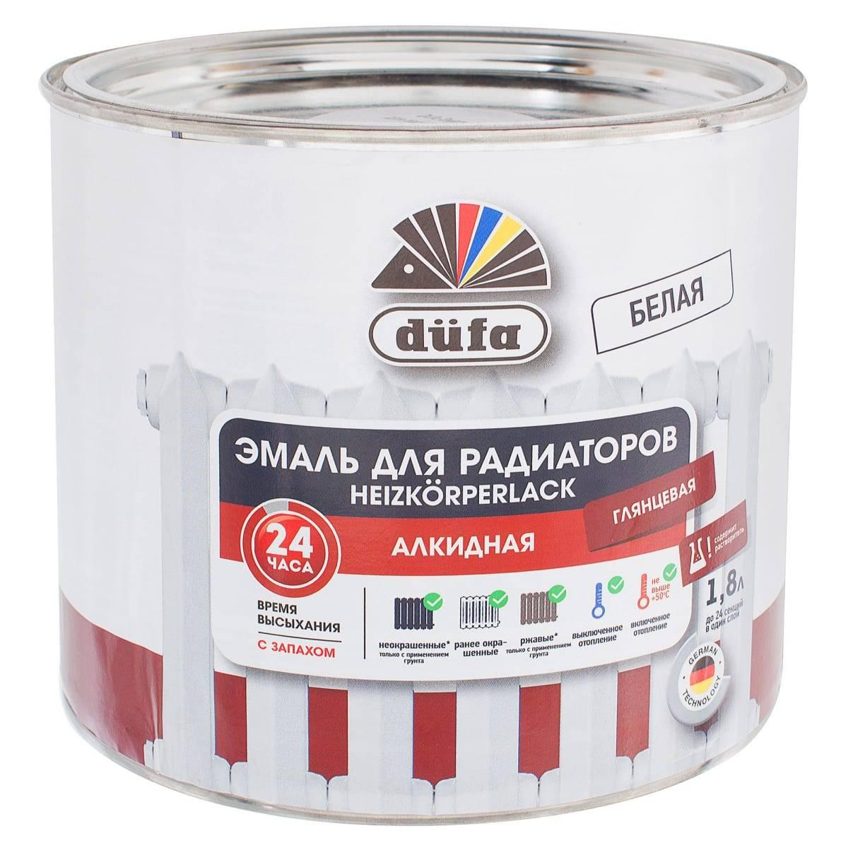 Какой краской красить батареи отопления
