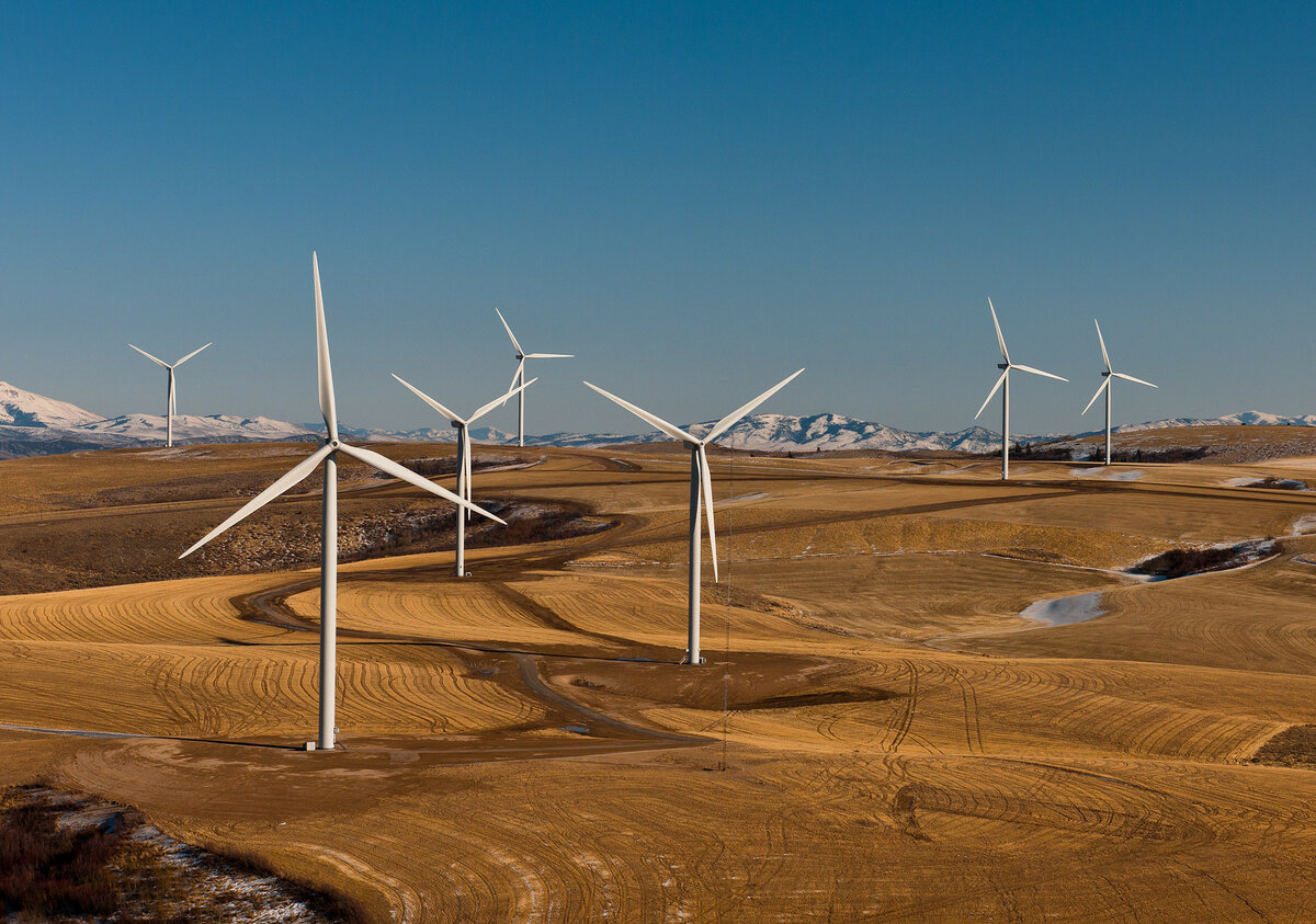 Использование ветряных электростанций для дома