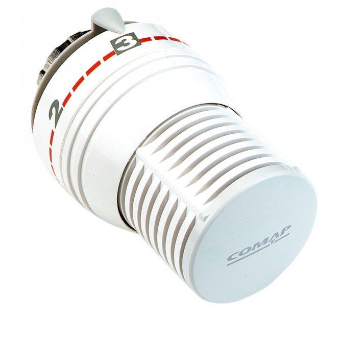 Термоголовка для радиатора отопления: термостатическая головка, принцип работы термокрана, установка крана, как работает, как установить вентиль