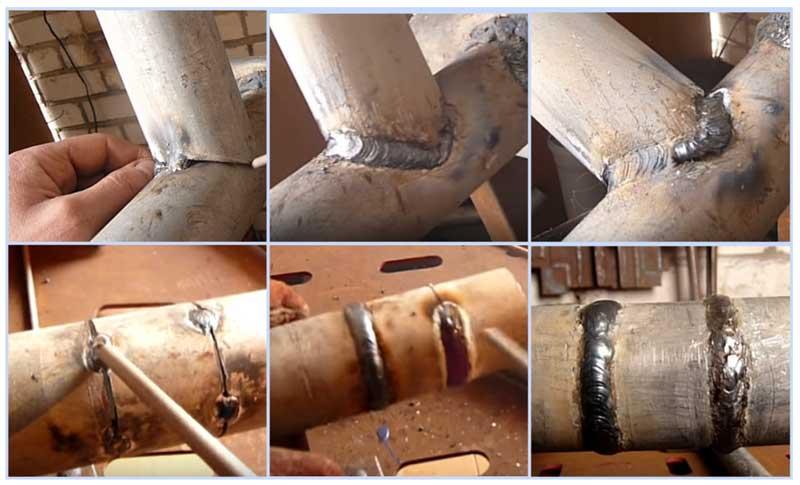 Сварка оцинкованных труб: чем варить и какие электроды нужны
