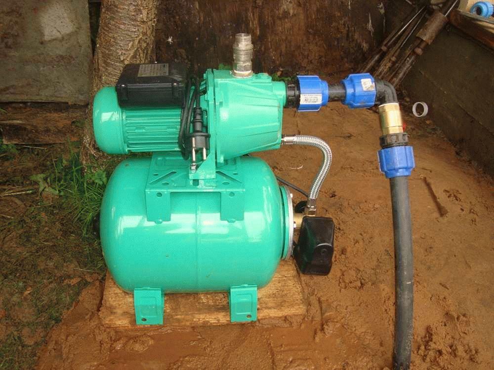 Как выбрать автоматическую насосную станцию для дачного водоснабжения