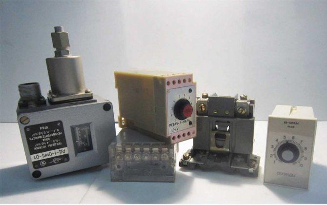 Схема подключения реле: контактное, 12в, промежуточное, принцип работы и управление