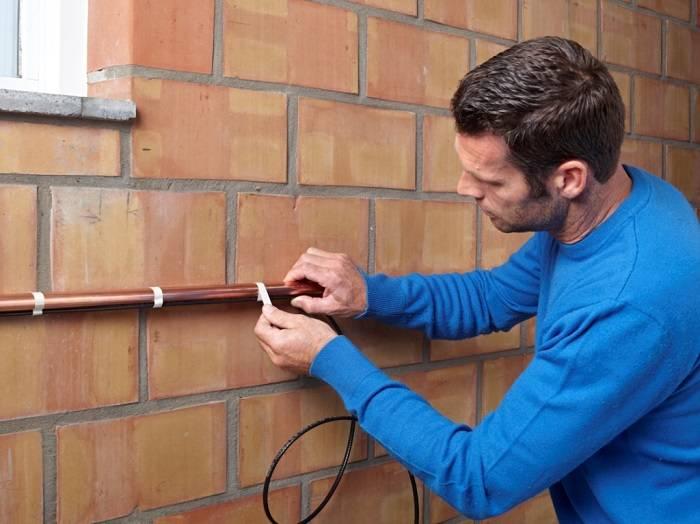 Утепление частного дома снаружи: популярные технологии + обзор материалов