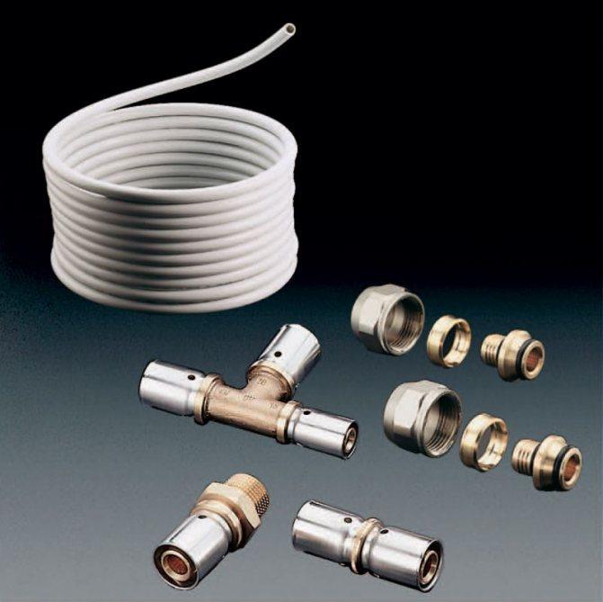 Как использовать пресс фитинги для металлопластиковых труб и какой инструмент понадобится