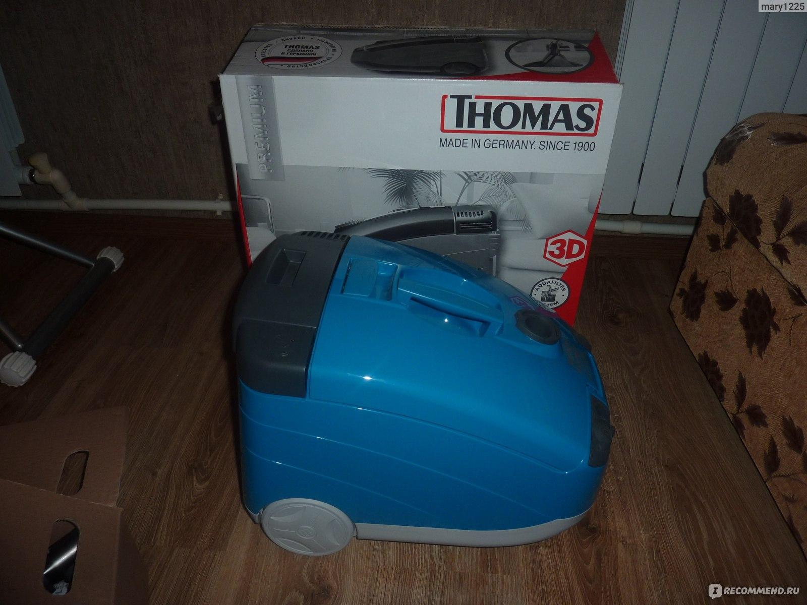 Пылесосы thomas с аквафильтром: отзывы, моющий, для сухой уборки, как пользоваться, инструкция, рейтинг