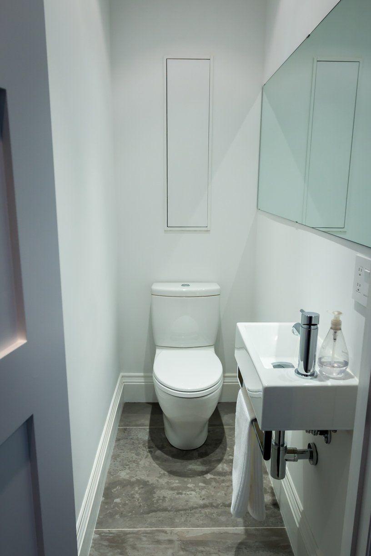 Дизайн маленького туалета - фото и подборка товаров