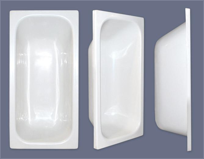 Установка акрилового вкладыша в ванну своими руками