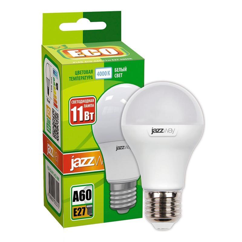 Обзор светодиодных ламп jazzway