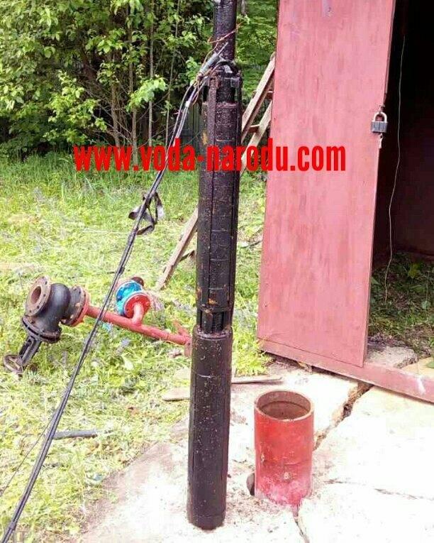 Как достать насос из скважины если он застрял: лучшие методы