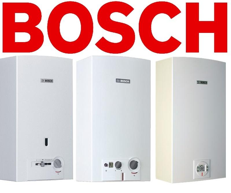 Отзывы о газовых колонках Bosch